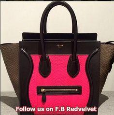Celine حقيبة يد نسائية ماركة  تناسبك فى الخروج اليومى  بسعر 18000 ريال سعودى للتواصل معنا والشراء على الواتس اب : 12168562108 للتواصل معنا على الميل : Redvalvet-valvet@hotmail.com