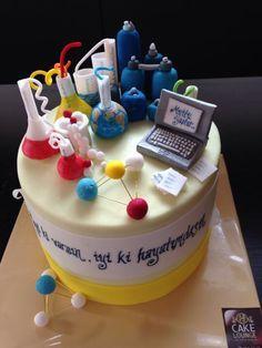 Risultati immagini per chemistry cake