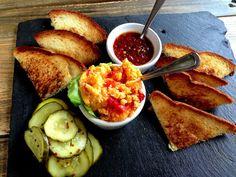 Pimento cheese @ Buttermilk Kitchen, Atlanta #ItsASouthernThing