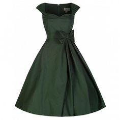 'Grace' 50's Vintage Sweetheart Style Prom Dress