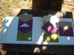 DIY: Envelope Guestbook - Project Wedding