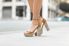Spring Favorites :: Platform heels & Classic pumps