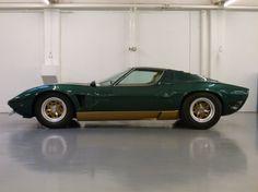 1972 Lamborghini Miura - SV Jota | Classic Driver Market