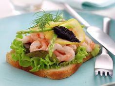 Rekesmørbrød Salmon Burgers, Avocado Toast, Seafood, Breakfast, Ethnic Recipes, Search, Google, Food Food, Sea Food