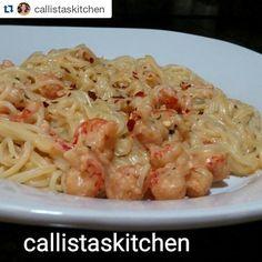 #Repost @callistaskitchen  #glutenfree Creamy Crawfish Pasta. #healthyeating #healthylifestyle #healthycooking #healthychoices #foodpic #foodie #foodporn #food #yummy #vegetarian