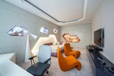 Dominion Apartment by Geometrix Design 00011 - Architectism