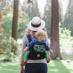 @ergobaby Organic Collection - Marsupio porta-bebè in cotone 100% biologico • Modello:  Quartz #ergobaby #carrier #babywearing