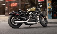 HARLEY DAVIDSON SPORTSTER FORTY EIGHT - 13110