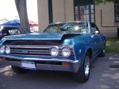 67 Chevelle at Syracuse Nationals