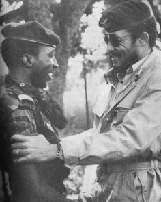 """neoafrican: """" Thomas Sankara and Jerry Rawlings """" Can someone supply the location and date of this picture."""