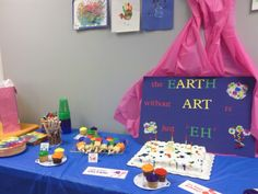 Art party!!!