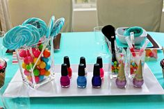 little girl spa party ideas | Sunny Sweet Life: Sweet Spa Party