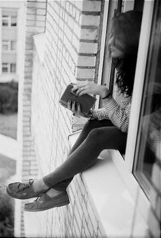 read in weird places. let your imagination take you away.