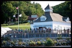 Elberta, Michigan Historic Life Saving Station Wedding ~ West MI photo