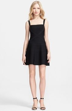 All I want is a square neck LBD. Is that so hard?