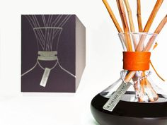 Packaging of the World: Creative Package Design Archive and Gallery: Songs Of Nature - Carafe Diffuser