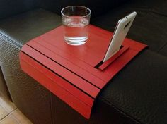 TV tray with standcocktail tablefurnituresofa by DigitalHandmade