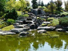 Waterfalls   Sculpture Park