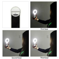 Amazon.com : Ocathnon Selfie Ring Light for iPhone 6 plus/6s/6/5s/5/4s/4/Samsung Galaxy S6 Edge/S6/S5/S4/S3, Galaxy Note 5/4/3/2, Blackberry Bold Touch, Sony Xperia, Motorola Droid and Other Smart Phones : Camera & Photo