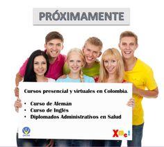 Próximamente en Colombia, clases presenciales y virtuales. www.facebook.com/xplicame
