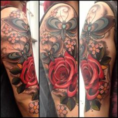Gallery For > Moth Arm Tattoo