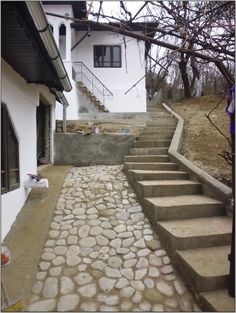 Restaurari-Renovari-Amenajari-Prahova Sidewalk, Patio, Case, Outdoor Decor, Home Decor, Decoration Home, Room Decor, Side Walkway, Walkway