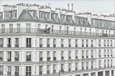 """Chez ce cherGeorges Eugène Haussmann"" Paris 2013 - Bruno Sussi ©"