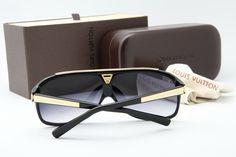 Used Louis Vuitton Men's Sunglasses