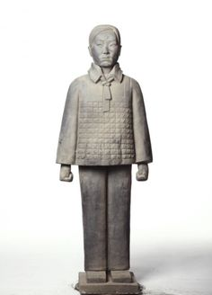 Prune Nourry Terracotta Daughter #6 Ruixia, 2013 Terracotta, Sculpture, Statue, Artist, Daughters, Artists, Sculpting, Sculptures, Amen