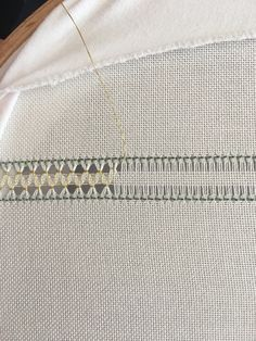 Hardanger Embroidery Stitches More Interesting web site for Punto Antico/ Drawn-thread work. Various Sources for Renaissance Italian embroidery/ drawn thread work… I. Punto Antico From Drawn-thread work has its origins in the distant past: it is carried Embroidery Stitches Tutorial, Hand Embroidery Patterns, Embroidery Techniques, Hardanger Embroidery, Ribbon Embroidery, Cross Stitch Embroidery, Hem Stitch, Drawn Thread, Heirloom Sewing