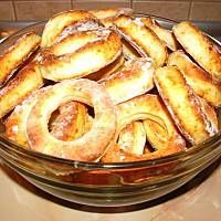 Oponki bez tłuszczu Cake Recipes, Dessert Recipes, Polish Recipes, Polish Food, Christmas Cooking, Food Cakes, Something Sweet, Macaroni And Cheese, Sweet Tooth