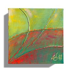 Acrylic Painting on Canvas Original Abstract Art Modern Wall Decor for Home Colourful Artwork Contemporary wall Art Art Journal Pages, Art Journaling, Acrylic Painting Canvas, Canvas Wall Art, Your Paintings, Original Paintings, Colorful Artwork, Unusual Art, Contemporary Wall Art