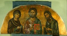 Deesis · The Sinai Icon Collection Best Icons, Byzantine Icons, Icon Collection, Religious Icons, Orthodox Icons, Illuminated Manuscript, Christian Faith, Egypt, Images