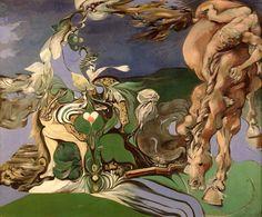 VIVENCIAS PLÁSTICAS: CERI RICHARDS (1903-1971) / FUENTES DEL OCASO