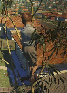 "Ron Francis, Russel Williams ""Tree"" Oil on canvas Ron Francis, Bo Bartlett, Art Addiction, Art Japonais, Australian Artists, Figure Painting, Painting Inspiration, Art For Sale, Oil On Canvas"