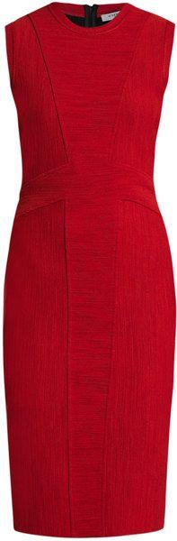 GIVENCHY Bi-Colour Sleeveless Dress - Lyst