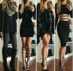 Shoes outfit outfit idea summer outfits spring outfits cute outfits date outfit party outfits fall outfits Date Outfits, Spring Outfits, Dress Outfits, Cool Outfits, Casual Outfits, Dresses, Black Outfits, Winter Outfits, Teen Fashion