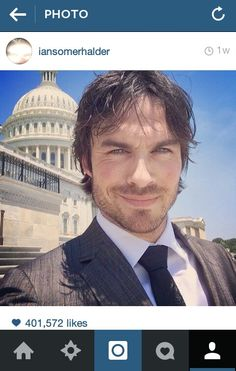 From Ian's IG ♡