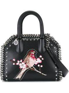 Stella McCartney mini 'Falabella' box bird bag