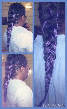 Cool Braids, African American Women, Black Hair, Natural Hair Styles, Dreadlocks, Senegalese Twists, My Style, Collage, Beauty
