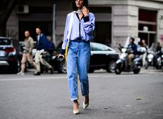 Slideshow: Street Style: Shop The Best Looks From Milan Fashion Week