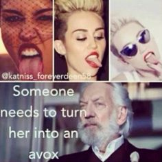 P-Snow and Miley C.
