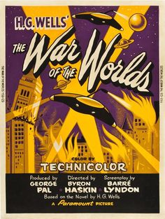 George Pal's The War of the Worlds.