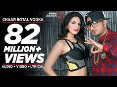 094f6fcfb0c52 Chaar Botal Vodka Full Song Feat. Yo Yo Honey Singh