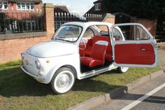 1964-Fiat-500D-Trasformabile-Stunning-Example-Soft-AND-Hard-Top