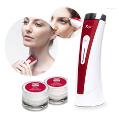 [Home Skinovations] Silk'n Reju Anti Aging Wrinkle Pores Blemish Care LED Treats