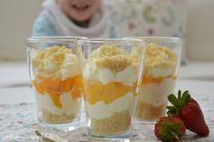 ♥ Zuckersüße Äpfel ♥: Der leckerste Kuchen im Glas, ganz ohne Backen...