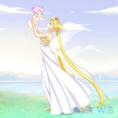helios kisses chibiusa manga - Google Search