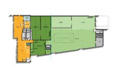 Layout of the new facility at #ArcadiaWest