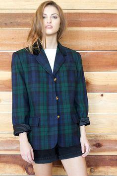 Vintage Ralph Lauren blazer...YOU. NEED.